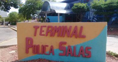 Coro: Sancionarán a los conductores de transporte que actúen en terminales ilegales