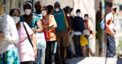 Venezuela reporta cuatro nuevos fallecidos por covid-19 y sobrepasa los 8.000 contagios