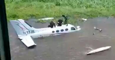 Fuerza Armada derriba avioneta con siglas norteamericanas en Zulia