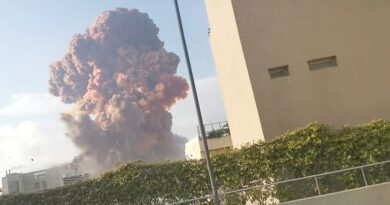 Califican las explosiones en la capital libanesa como «un desastre nacional parecido a Hiroshima»
