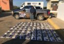 Incautaron 280 panelas de drogas en Falcón y Táchira
