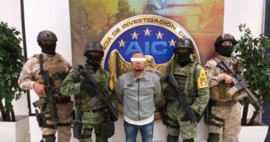 Ejército mexicano detiene a 'El Marro', líder del Cártel Santa Rosa de Lima