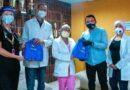 Entregan kits de bioseguridad a personal de salud que combate Covid-19 en Falcón