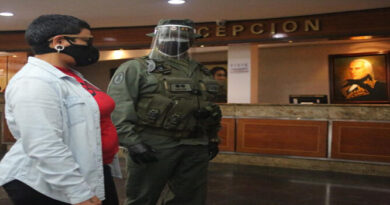 Habilitan otros hoteles en Caracas para pacientes con COVID-19