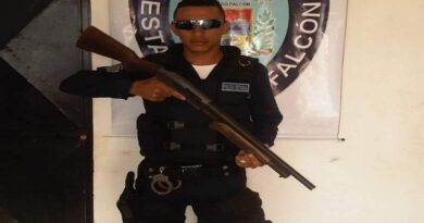 Falleció efectivo de Polifalcón arrollado en Antiguo Aeropuerto