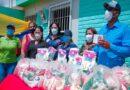 Urbanismo Las Eugenias fue beneficiada con jornada nutricional