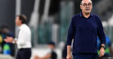Maurizio Sarri es despedido como entrenador de la Juventus