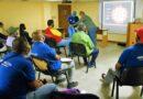 Trabajadores de Hidrofalcón reciben taller sobre medidas de bioseguridad