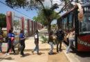 Habilitada ruta especial de transporte para trabajadores de Hidrofalcón