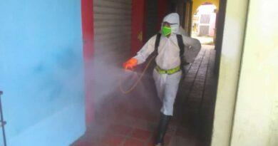 Plan Nacional de Desinfección sigue atendiendo a los municipios de Falcón