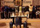 14 personas detenidas en el fin de semana por desacato a decreto de alarma por covid-19