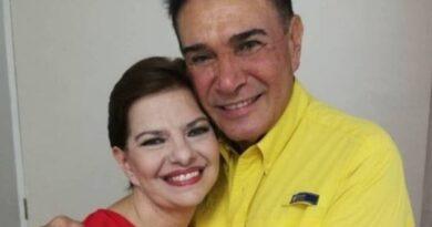 Carmen Julia Álvarez sobre Daniel Alvarado: estoy segura que estás con Dios