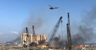 Presidente del Líbano no descarta participación de fuerzas externas en explosión