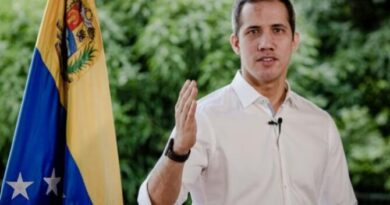 """Guaidó: """"La dictadura privilegia a sus corruptos, nosotros a los venezolanos"""""""