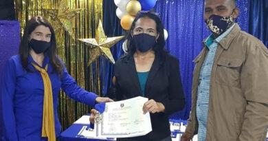 Red Intercircuital Los Taques entregó documentos aprobatorios y 606 títulos de bachiller