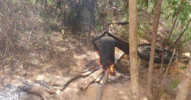 Desmantelan laboratorio clandestino para destilación de petróleo en Zulia