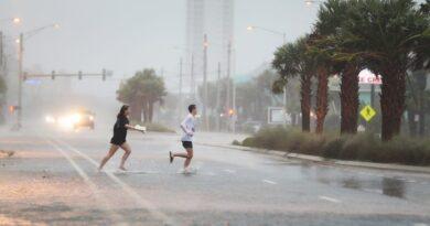 El huracán Sally tocó tierra en el sur de Estados Unidos