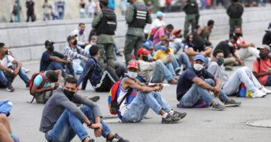 Venezuela reporta siete fallecidos y 619 nuevos contagios de Covid-19 este lunes