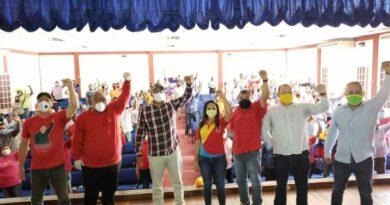 Circuito La Sierra-Occidente juramentó su comando de Campaña