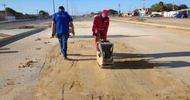 Culminada segunda fase de trabajos de reparación de tubería en distribuidor Santa Elena
