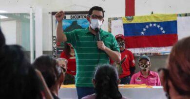 Fernando Bastidas: «Con la AN entraremos  en una etapa de la transformación de nuestra patria»