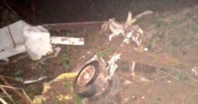 Accidente de avión con droga proveniente de Venezuela dejó dos muertos en Guatemala