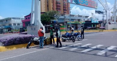 Polimiranda refuerza su presencia en los sectores de Coro (FOTOS)