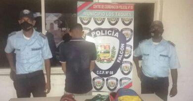 Detienen a sujeto por aprovechamiento de objetos provenientes del delito en El Oasis