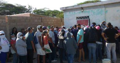 Aseguran proceder irregular en venta de gas en El Cardón