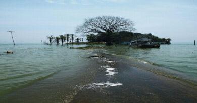 Más de 40 mil personas en riesgo por crecida del Lago de Valencia