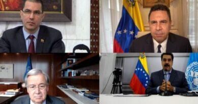 Maduro reiteró al secretario general de la ONU invitación a comicios