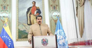 Maduro reitera invitación a la ONU para que acompañe parlamentarias