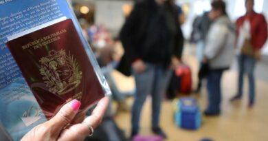 Saime no tramitará citas de pasaporte o prórrogas hasta 2021