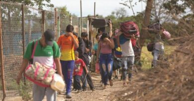 Al menos 50 venezolanos ingresan diariamente a Colombia de manera ilegal