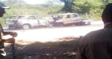 Un muerto y seis lesionados en accidente en la carretera nacional Morón – Coro