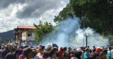 Yaracuy: Queman sede de la alcaldía de Chivacoa en medio de protestas por servicios básicos