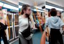 Adolescentes que insultaron y escupieron a pareja de latinos en metro de Madrid quedan en libertad