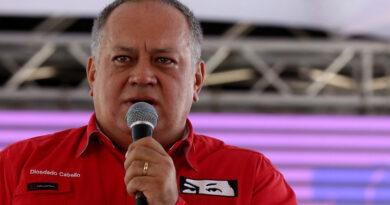 Cabello alerta sobre supuesto plan de EEUU para «generar violencia»