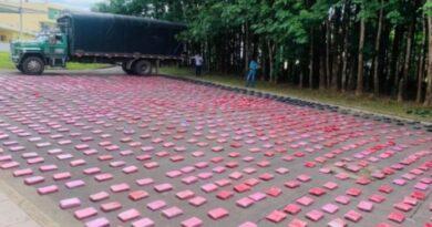 Colombia incautó cargamento de droga escondida en frutas con destino a Venezuela