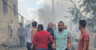 Una explosión sacude el sur del Líbano (FOTOS, VIDEOS)