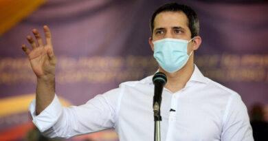 Guaidó: pago del plan Covax es fruto de la presión a Maduro