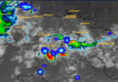 Se esperan lluvias en algunas zonas del país este viernes