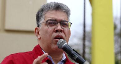 Jaua aboga por acuerdo político para tener un solo Estado