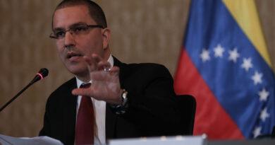 Arreaza indicó al diario ABC que podrían iniciar una actuación judicial en su contra