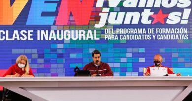 Maduro reiteró llamado a la Unión Europea para que envíe una comisión electoral