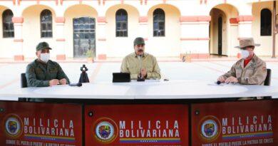 Nicolás Maduro: «Gira guerrerista de Pompeo contra Venezuela fracasó»