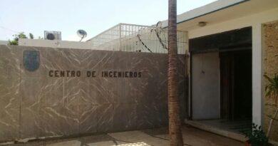 Antisociales arremeten constantemente contra sede del colegio de Ingenieros de Falcón