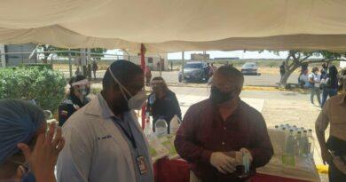 Hospital Calles Sierra recibió la mano solidaria de la Alcaldía
