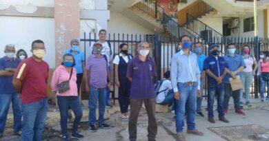 Representantes de Cedain Unefm denunciaron arbitrariedades por parte de autoridades de la UNEFM