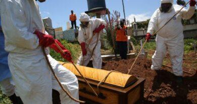 Gobierno nacional reporta un fallecido por Covid-19 en Falcón